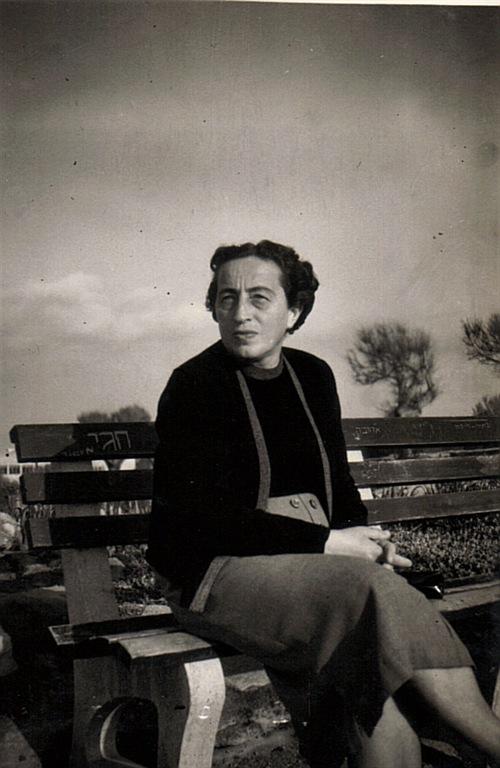 שרה ב 1955