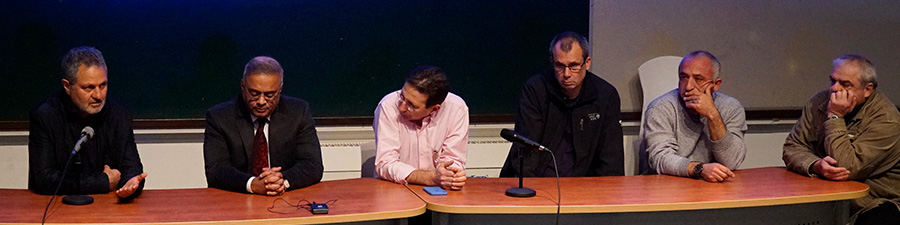 """""""The future of IPOM"""" - panel discussion"""